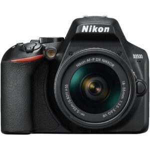 Nikon D3500 DSLR Camera with 18 55mm Lens 1