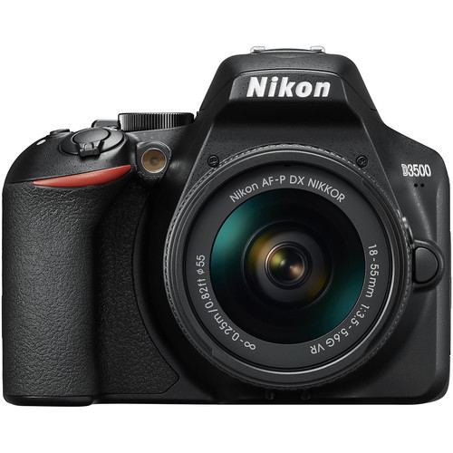 Nikon D3500 DSLR Camera with 18 55mm Lens 1