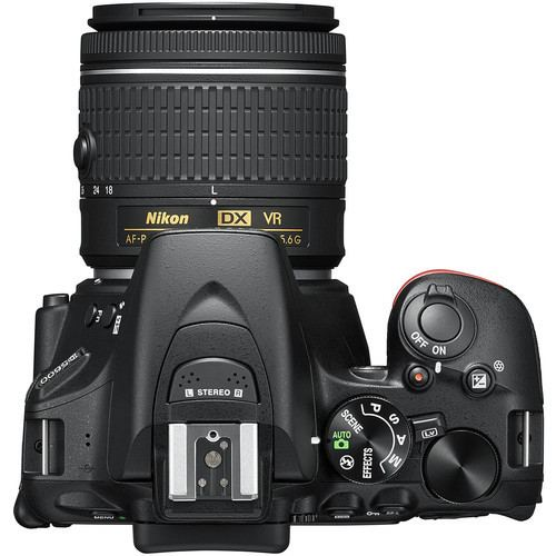 Nikon D5600 DSLR Camera with 18 55mm Lens 3