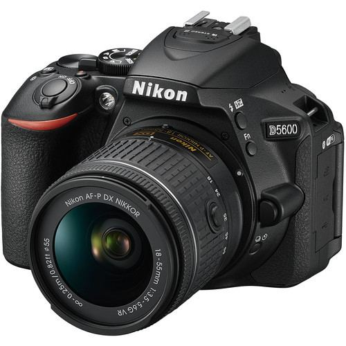 Nikon D5600 DSLR Camera with 18 55mm Lens 4