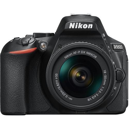 Nikon D5600 DSLR Camera with 18 55mm Lens 6