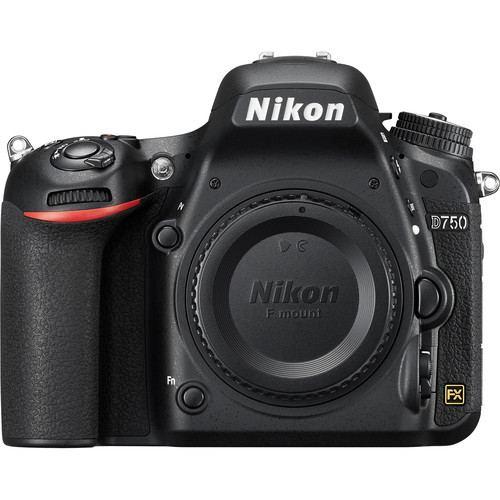 Nikon D750 DSLR Camera 2