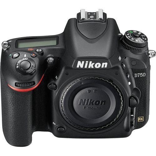Nikon D750 DSLR Camera 3