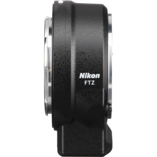 Nikon FTZ Mount Adapter 4