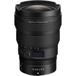 Nikon NIKKOR Z 14 24mm f2.8 S Lens 5