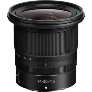 Nikon NIKKOR Z 14 30mm f4 S Lens 4