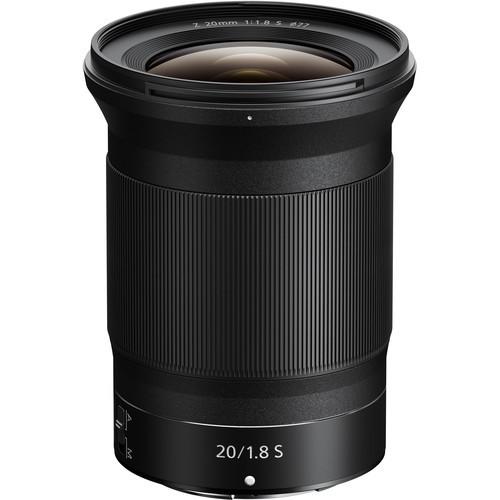 Nikon NIKKOR Z 20mm f1.8 S Lens 4