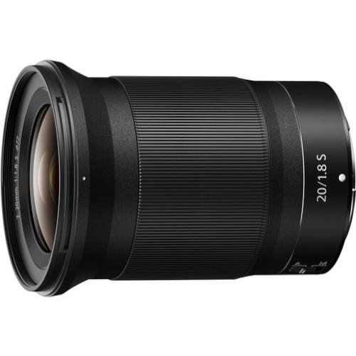 Nikon NIKKOR Z 20mm f1.8 S Lens 5
