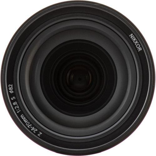 Nikon NIKKOR Z 24 70mm f2.8 S Lens 4