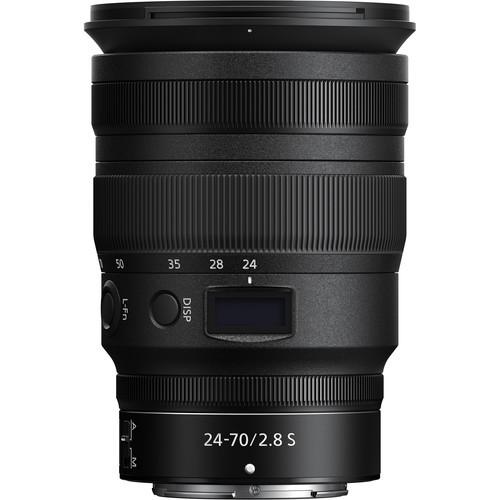 Nikon NIKKOR Z 24 70mm f2.8 S Lens 5