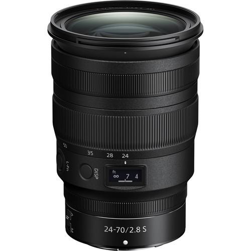 Nikon NIKKOR Z 24 70mm f2.8 S Lens 6