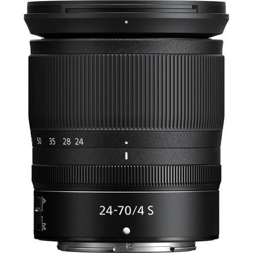 Nikon NIKKOR Z 24 70mm f4 S Lens 4