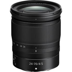 Nikon NIKKOR Z 24 70mm f4 S Lens 5