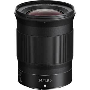 Nikon NIKKOR Z 24mm f1.8 S Lens 1