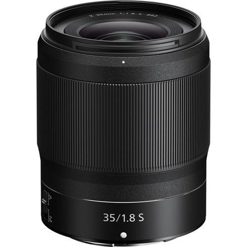 Nikon NIKKOR Z 35mm f1.8 S Lens 2