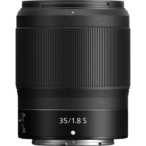 Nikon NIKKOR Z 35mm f1.8 S Lens 3