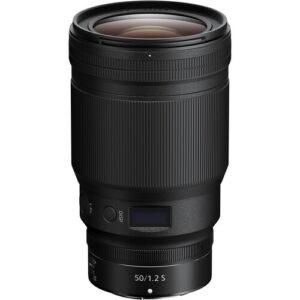 Nikon NIKKOR Z 50mm f1.2 S Lens 2