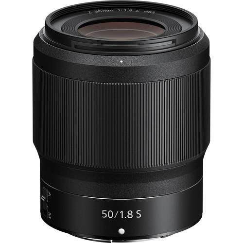 Nikon NIKKOR Z 50mm f1.8 S Lens 6
