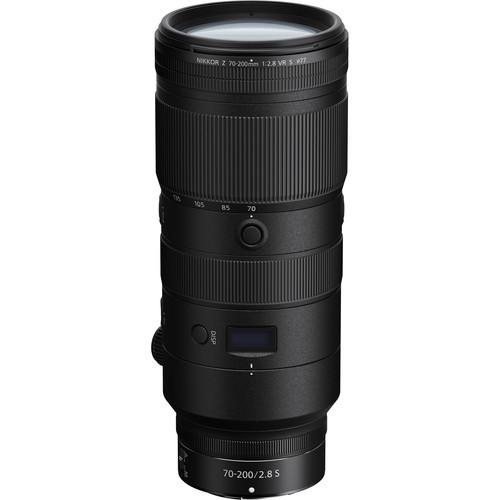 Nikon NIKKOR Z 70 200mm f2.8 VR S Lens 2