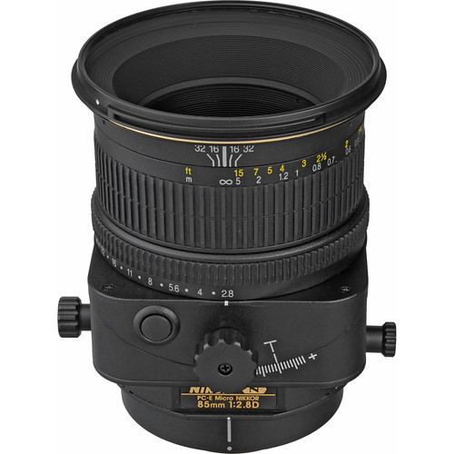 Nikon PC E Micro NIKKOR 85mm f2.8D Tilt Shift Lens 1