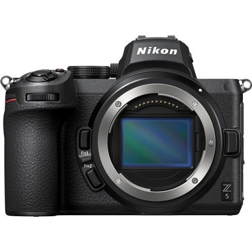 Nikon Z 5 Mirrorless Digital Camera 3