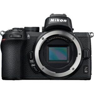 Nikon Z 50 Mirrorless Digital Camera 1