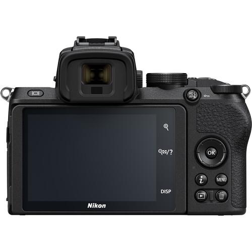 Nikon Z 50 Mirrorless Digital Camera 2