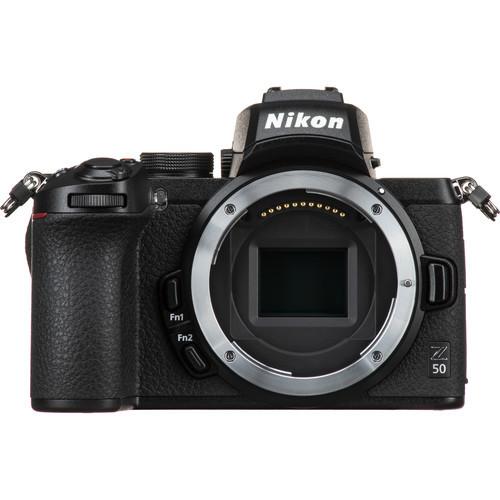 Nikon Z 50 Mirrorless Digital Camera 4