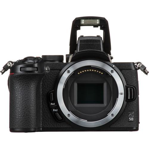Nikon Z 50 Mirrorless Digital Camera 5