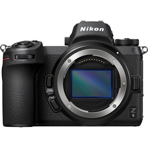 Nikon Z 6 Mirrorless Digital Camera bo 4