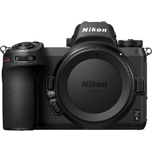 Nikon Z 6 Mirrorless Digital Camera bo 5