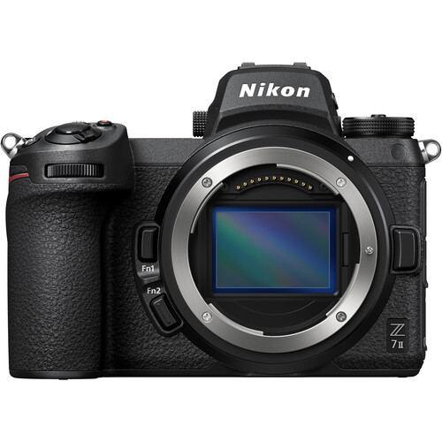 Nikon Z 7II Mirrorless Digital Camera bo 1