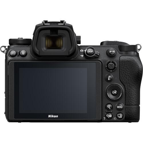 Nikon Z 7II Mirrorless Digital Camera bo 4