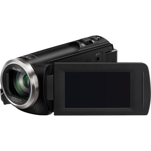 Panasonic HC V180K Full HD Camcorder Black 2