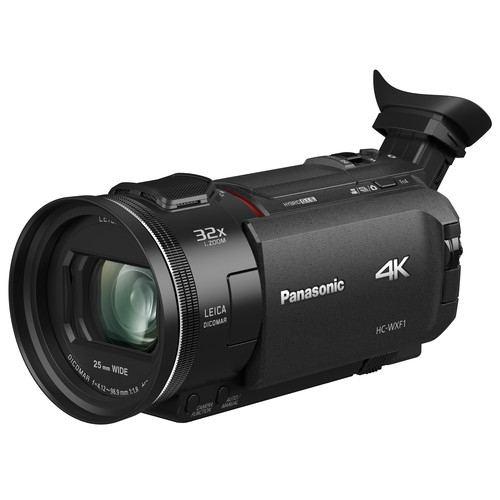 Panasonic HC WXF1 UHD 4K Camcorder 2