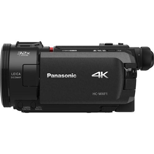 Panasonic HC WXF1 UHD 4K Camcorder 4