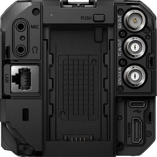 Panasonic LUMIX BGH1 Cinema 4K Box Camera 4