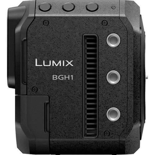 Panasonic LUMIX BGH1 Cinema 4K Box Camera 8