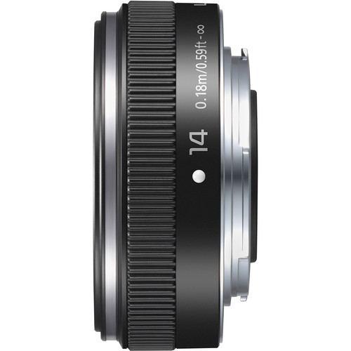 Panasonic LUMIX G 14mm f25 ASPH II Lens 3