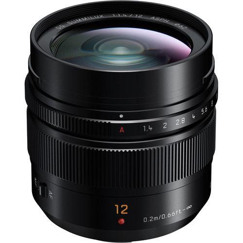 Panasonic Leica DG Summilux 12mm f14 ASPH 1