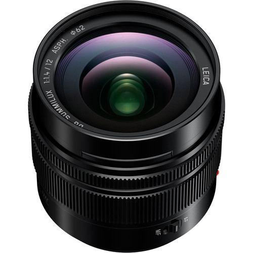 Panasonic Leica DG Summilux 12mm f14 ASPH 2