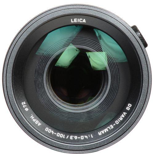 Panasonic Leica DG Vario Elmar 100 400mm f4 63 ASPH 4