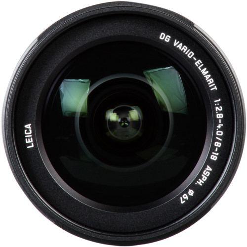 Panasonic Leica DG Vario Elmarit 8 18mm f28 4 ASPH 5