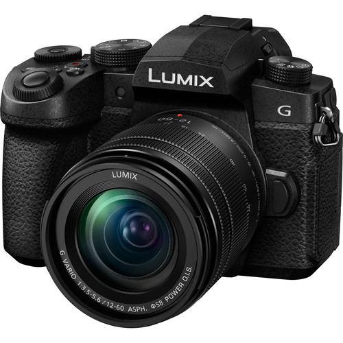 Panasonic Lumix DC G95 Mirrorless Digital Camera with 12 60mm Lens1