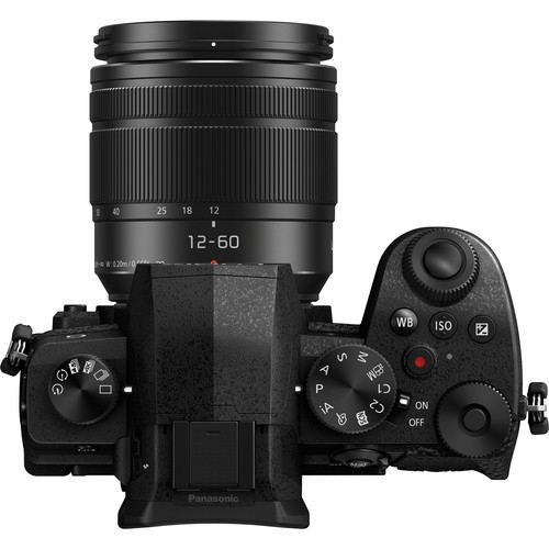 Panasonic Lumix DC G95 Mirrorless Digital Camera with 12 60mm Lens4