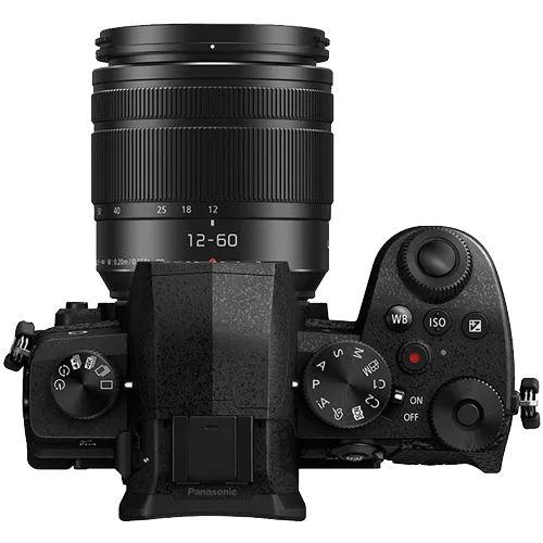 Panasonic Lumix DC G95 Mirrorless Digital Camera with 12 60mm Lens7