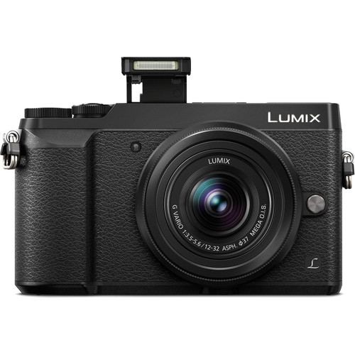 Panasonic Lumix DMC GX85 Mirrorless Kit 12 32mm3