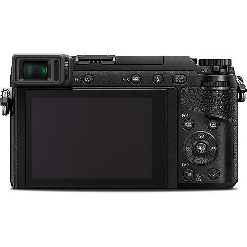 Panasonic Lumix DMC GX85 Mirrorless Kit 12 32mm5