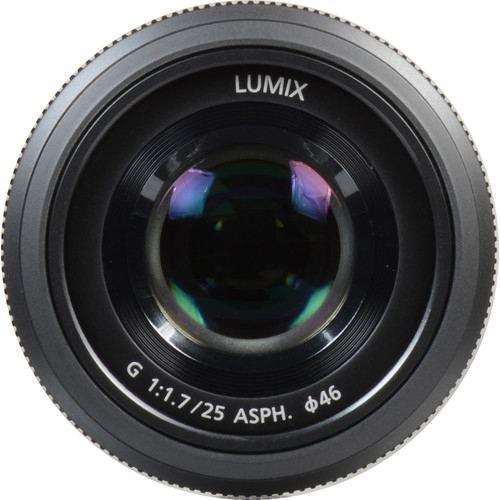 Panasonic Lumix G 25mm F17 ASPH 3