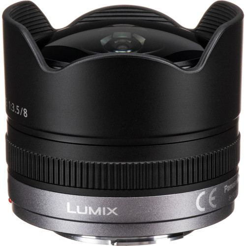 Panasonic Lumix G Fisheye 8mm f35 Lens 2